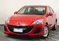 Used Cars for Sale townsville Awesome 2006 Mazda 3 Hatchback