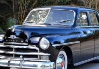 Used Cars for Sale Trinidad Beautiful 1950 Plymouth Special Deluxe 61k original Miles for Sale