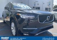 Used Cars for Sale Volvo Xc90 Elegant Certified Pre Owned 2017 Volvo Xc90 Momentum with Navigation & Awd