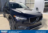 Used Cars for Sale Volvo Xc90 Fresh Certified Pre Owned 2019 Volvo Xc90 Momentum