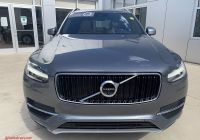 Used Cars for Sale Volvo Xc90 Inspirational Certified Pre Owned 2018 Volvo Xc90 Momentum
