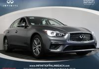 Used Cars for Sale West Palm Beach Luxury New 2021 Infiniti Q50 Pure Rwd 4d Sedan