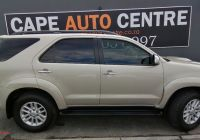 Used Cars for Sale Western Cape New toyota fortuner fortuner 3 0d 4d 4×4 Auto for Sale In