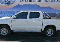 Used Cars for Sale Western Cape New toyota Hilux Hilux 3 0d 4d Double Cab Raider for Sale In