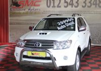 Used Cars for Sale with Finance Lovely toyota fortuner fortuner 3 0d 4d Auto for Sale In Gauteng