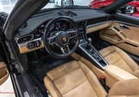 Used Cars for Sale with Manual Transmission Awesome Used 2017 Porsche 911 Carrera 4s Cabriolet Rare Manual