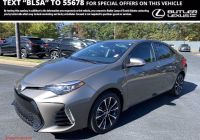 Used Cars for Sale X Corolla Inspirational Used toyota Corolla for Sale In Valdosta