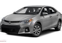 Used Cars for Sale X Corolla Lovely 2016 toyota Corolla S 4dr Sedan Specs and Prices