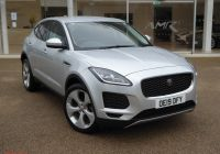 Used Cars for Sale York Beautiful Used Jaguar E Pace 2 0d [180] Hse 5dr Auto Oe19dfy Stoneacre