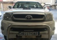 Used Cars for Sale Za Awesome toyota Hilux Hilux 3 0d 4d Xtra Cab Raider for Sale In