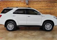 Used Cars for Sale Za Beautiful toyota fortuner fortuner 3 0d 4d for Sale In Gauteng