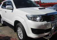 Used Cars for Sale Za Fresh toyota fortuner fortuner 3 0d 4d Auto for Sale In Gauteng