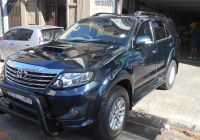 Used Cars for Sale Za Luxury toyota fortuner 3 0d 4d for Sale In Gauteng