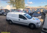 Used Cars In Awesome 2002 Vauxhall astra Envoy Dti £500