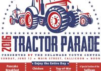 Used Cars In Delaware Inspirational Callicoon Tractor Parade 2016 by Sullivan County Democrat