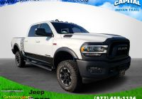 Used Dodge Ram Lovely New 2019 Ram 2500 Power Wagon Crew Cab 4×4 6 4 Box for Sale