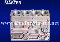 Used Fiat Beautiful 4 Engine Cylinder Block for Fiat Enginemaster Import