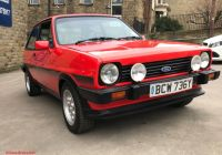 Used ford Fiesta Inspirational Looking for A 1983 Mk1 ford Fiesta 1 6 Xr2 3d 95 Bhp This