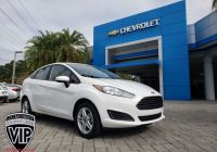 Used ford Fiesta Lovely Coconut Creek Used ford Fiesta Vehicles for Sale