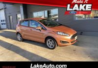 Used ford Fiesta Lovely Used 2017 ford Fiesta Lewistown 45