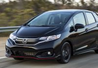 Used Honda Fit Inspirational 2020 Honda Fit Review Pricing and Specs