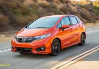 Used Honda Fit Luxury U S Stuck with the Old Honda Fit for 2020my