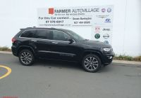 Used Hyundai Lovely Used Hyundai 2017 Grand Cherokee Overland 3 0d 4wd