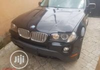 Used In Nigeria Cars for Sale New Bmw X3 2008 3 0d Automatic Black