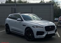 Used Jaguar Lovely Used 2019 Jaguar F Pace 3 0d V6 S 5dr Auto Awd for Sale In