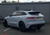 Used Jaguar Luxury Used 2019 Jaguar F Pace 3 0d V6 S 5dr Auto Awd for Sale In