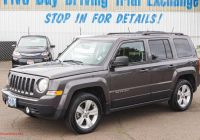 Used Jeep Patriot Beautiful 2016 Jeep Patriot for Sale In Junction City