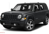 Used Jeep Patriot Best Of 2015 Jeep Patriot Limited 4dr 4×4 Pricing and Options