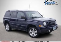 Used Jeep Patriot Fresh 2014 Jeep Patriot for Sale In Red Wing 1c4njrfb0ed