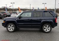 Used Jeep Patriot Inspirational Certified 2016 Jeep Patriot High Altitude Edition