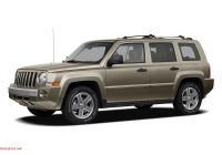 Used Jeep Patriot Lovely 2008 Jeep Patriot Owner Reviews and Ratings