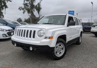 Used Jeep Patriot Luxury Visit Wes Haney Chevrolet In Live Oak