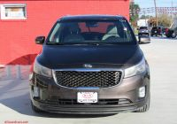 Used Kia Stinger Beautiful Used 2016 Kia Sedona Sx