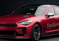 Used Kia Stinger Fresh Kia May Deal A Stronger Blow to Audi and Bmw with Higher