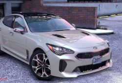 Luxury Used Kia Stinger