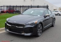 Used Kia Stinger Unique New 2020 Kia Stinger Gt