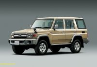 Used Land Cruiser Awesome toyota Land Cruiser 70 Series Limited Edition