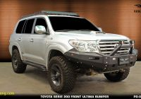 Used Land Cruiser Unique toyota Serie 200 Front Ultima Bumper Vpr 084 Sp6 N3