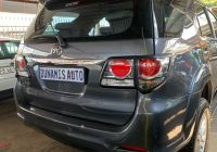 Used Lexus Suv Lovely toyota fortuner 3 0d 4d for Sale In Gauteng
