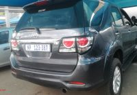 Used Lexus Suv New toyota fortuner for Sale In Gauteng