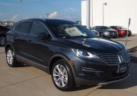 Used Lincoln Mkz Beautiful Lincoln Mkc