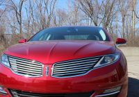 Used Lincoln Mkz New Class Meets Performance In the 2014 Lincoln Mkz