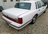 Used Lincoln town Cars for Sale Near Me Awesome Lincoln town Car 1990 1lnlm81fxly