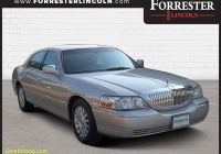 Used Lincoln town Cars for Sale Near Me Awesome Used 2004 Lincoln town Car for Sale Chambersburg Pa
