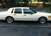 Used Lincoln town Cars for Sale Near Me Beautiful On A 1994 Lincoln town Car