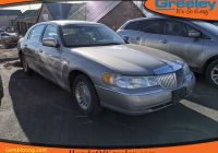 Used Lincoln town Cars for Sale Near Me Beautiful Pre Owned 2001 Lincoln town Car Executive Rwd 4dr Car